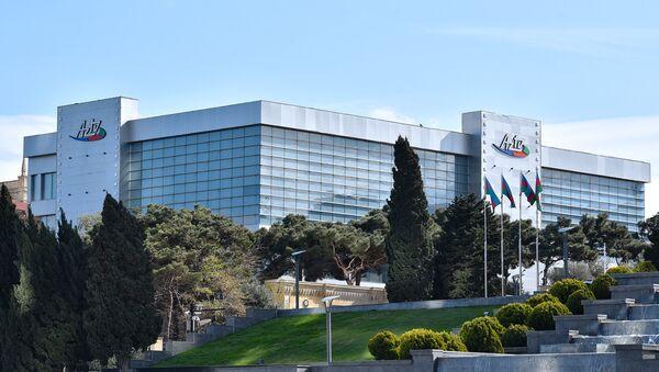 Azərbaycan Televiziya və Radio Verilişləri QSC-nin binası - Sputnik Azərbaycan
