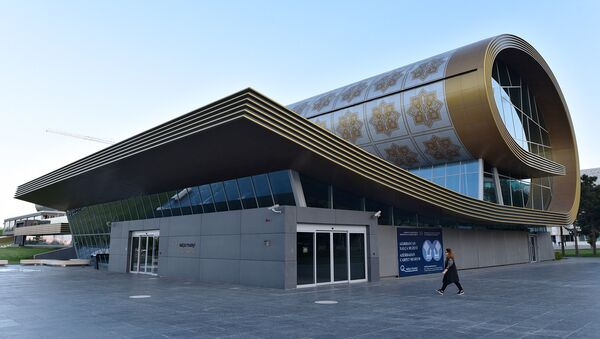 Музей азербайджанского ковра в Баку - Sputnik Azərbaycan