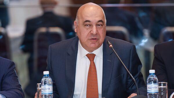 Председатель Фонда стран Черного и Каспийского морей, профессор, доктор юридических наук Чингиз Абдуллаев - Sputnik Азербайджан