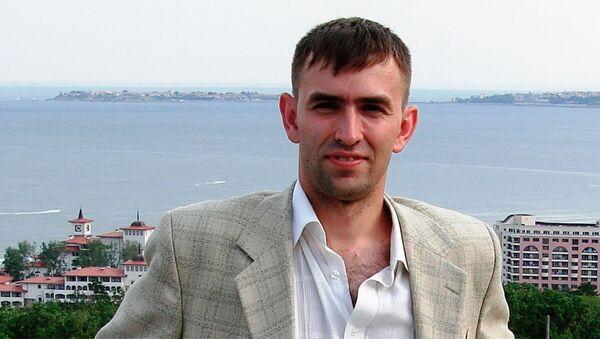 Эксперт РСМД и Института Ближнего Востока Сергей Балмасов - Sputnik Азербайджан