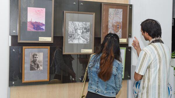 Открытие выставки Государственного музея-заповедника С.А. Есенина Мой край, задумчивый и нежный… - Sputnik Азербайджан