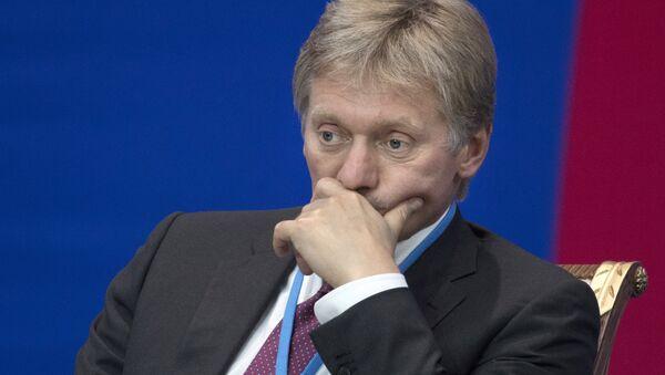 Пресс-секретарь президента РФ Дмитрий Песков - Sputnik Azərbaycan