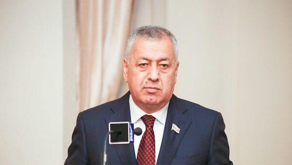 Депутат Вахид Ахмедов - Sputnik Азербайджан