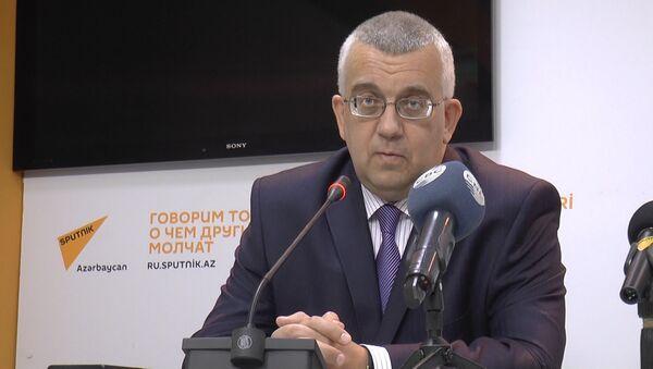 Кузнецов: Баку осведомлен о военно-политической ситуации в регионе - Sputnik Азербайджан