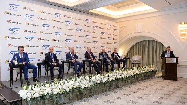 Создано Азербайджано-Российское совместное предприятие АзРусТранс - Sputnik Азербайджан