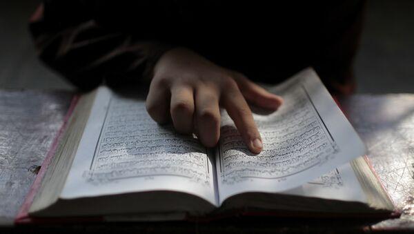 Чтение Корана - Sputnik Азербайджан