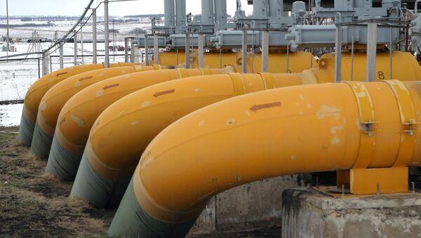 Участок газопровода. Архивное фото - Sputnik Азербайджан
