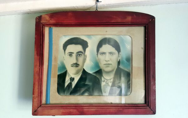 Фото Гумру и Лятифа Гасановых - Sputnik Азербайджан