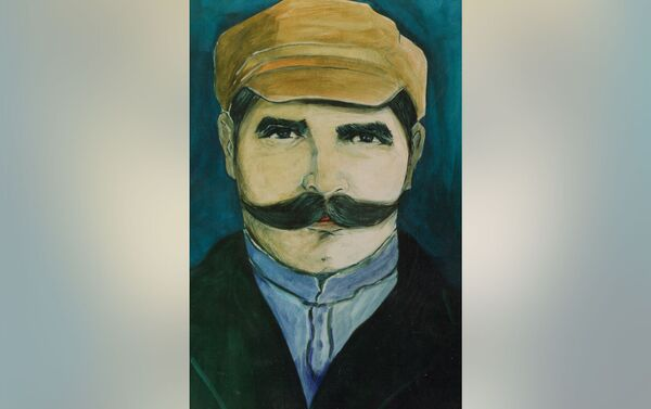 Портрет Гамбарали Алирза оглы - Sputnik Азербайджан