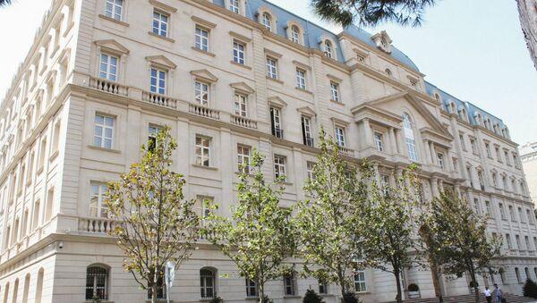 Здание Министерства финансов Азербайджанской Республики - Sputnik Азербайджан