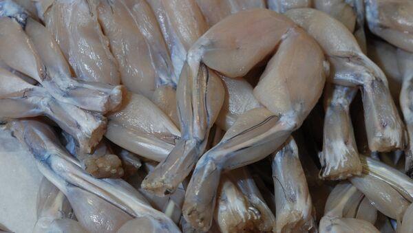Лягушачье мясо - Sputnik Азербайджан