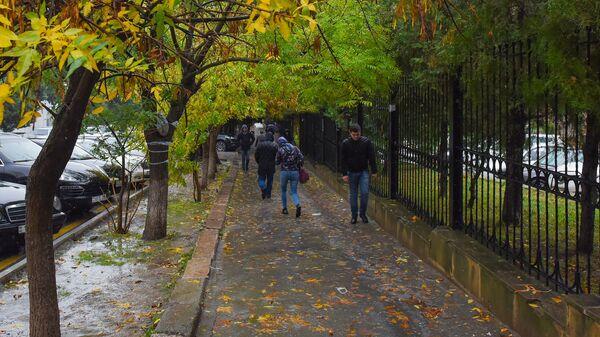 Осенний Баку, архивное фото - Sputnik Азербайджан