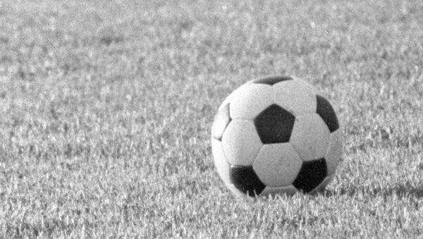 Футбольный мяч, архивное фото - Sputnik Azərbaycan