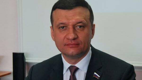Депутат Госдумы РФ Дмитрий Савельев - Sputnik Азербайджан