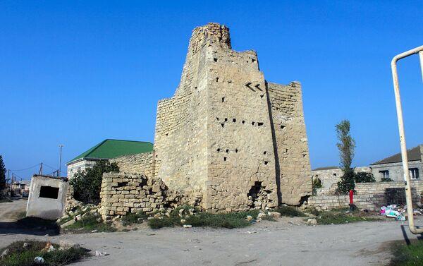 Крепость Ямина - Sputnik Азербайджан