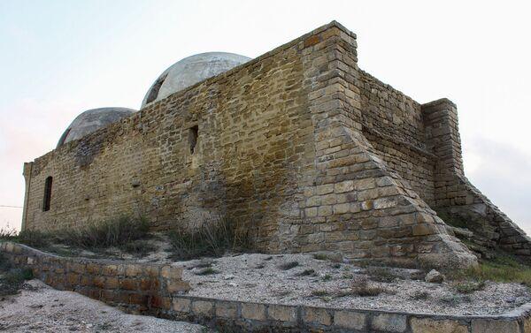 Здание местной бани - Sputnik Азербайджан