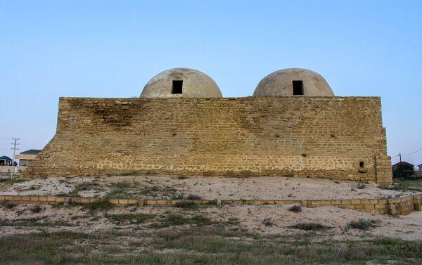 Баня в Кюрдаханах - Sputnik Азербайджан
