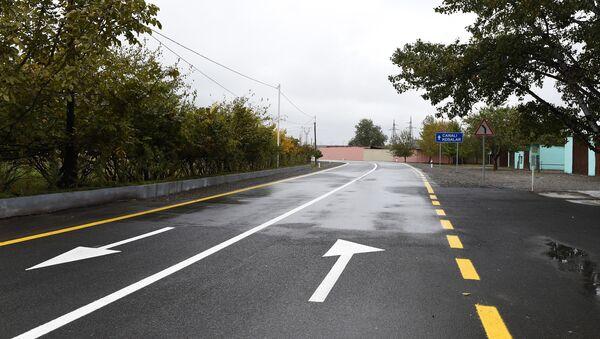 Новая автомобильная дорога, фото из архива - Sputnik Азербайджан