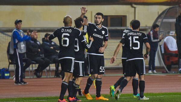 Футбольный матч Карабах – ПАОК (Греция) - Sputnik Азербайджан