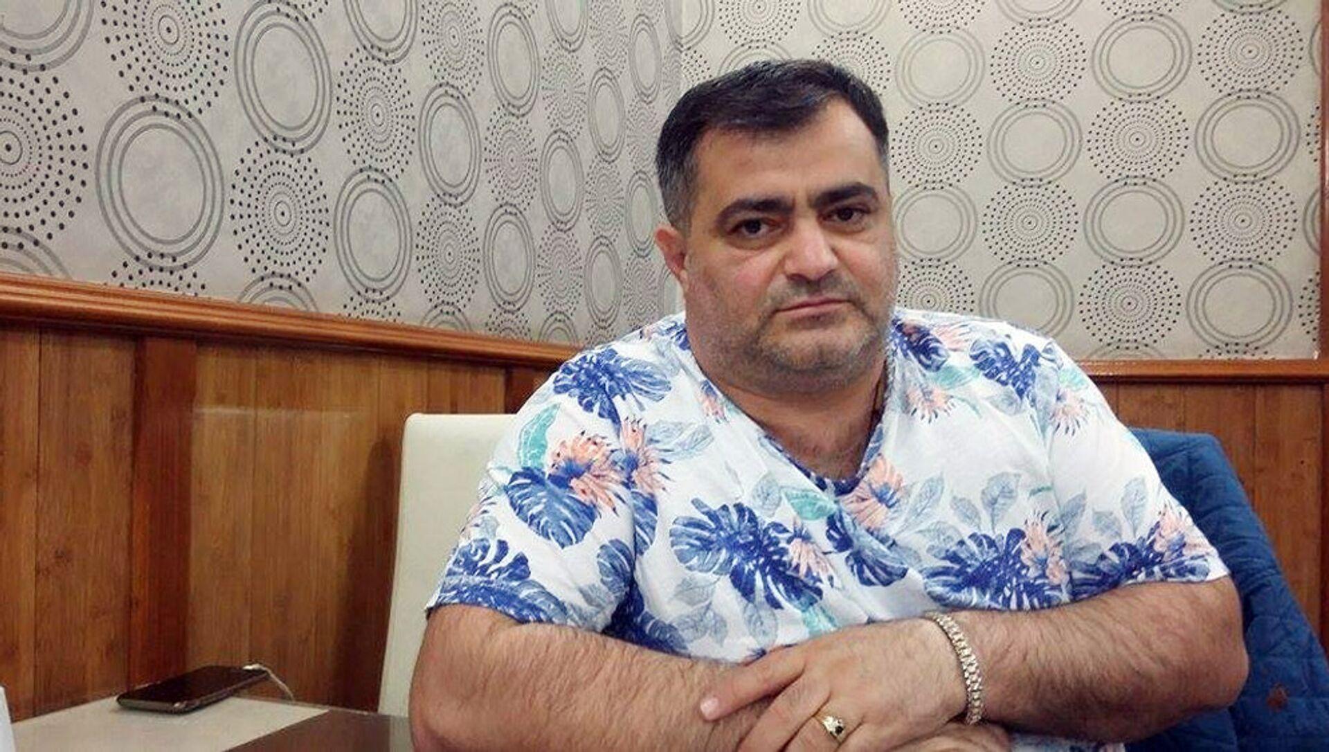 Sahibkar Maqsud Mahmudov - Sputnik Azərbaycan, 1920, 18.09.2021
