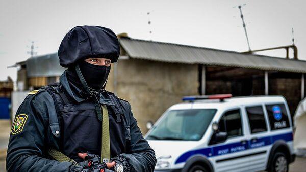 Спецназовец, архивное фото - Sputnik Азербайджан