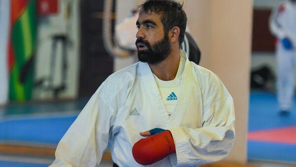 Dördqat dünya çempionu, karateçi Rəfael Ağayev - Sputnik Азербайджан