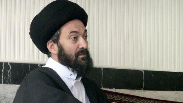 İranın ali dini liderinin Ərdəbil vilayəti üzrə təmsilçisi Ayətullah Ameli - Sputnik Azərbaycan