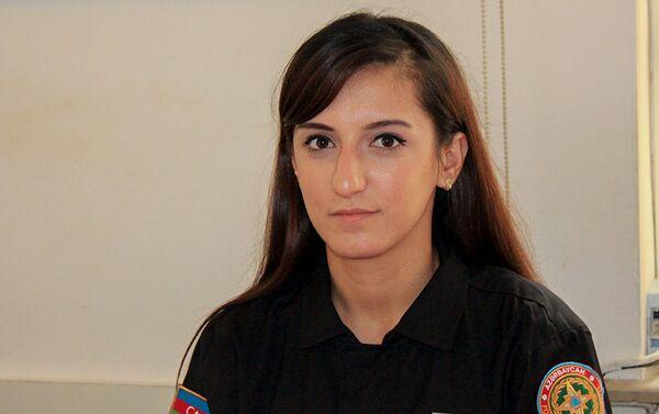 Айтен Рафиева - Sputnik Азербайджан