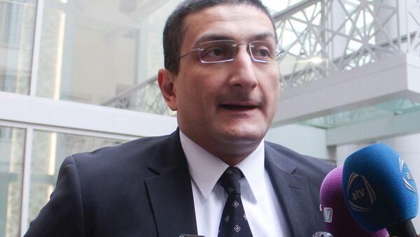 Заместитель министра иностранных дел Грузии Гиги Гигиадзе - Sputnik Азербайджан