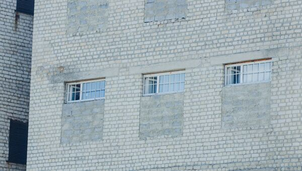 Здание Качановской женской исправительной колонии №54 - Sputnik Азербайджан