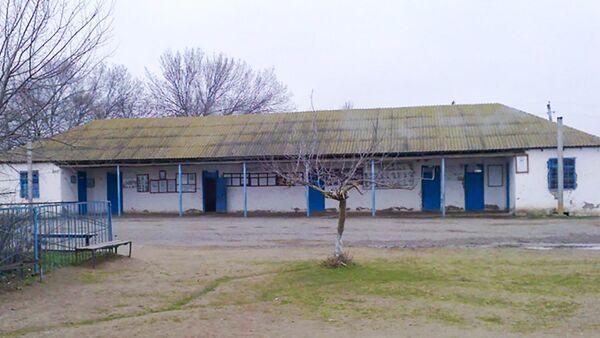 Средняя школа номер 2 деревни Аранлы Имишлинского района - Sputnik Азербайджан