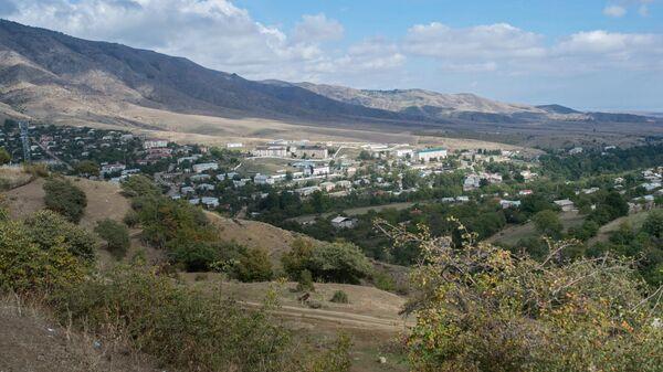 Оккупированный Ходжавендский район Азербайджана, архивное фото - Sputnik Азербайджан