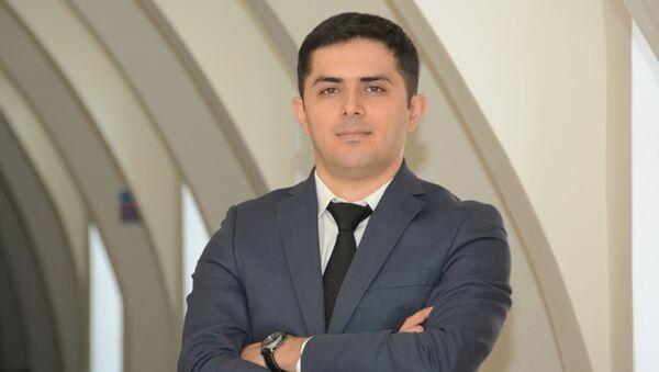 İstisadçı-ekspert Fariz Quliyev - Sputnik Azərbaycan