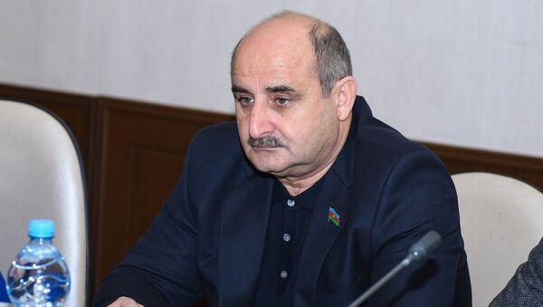 Депутат Милли Меджлиса АР Чингиз Ганизаде - Sputnik Азербайджан