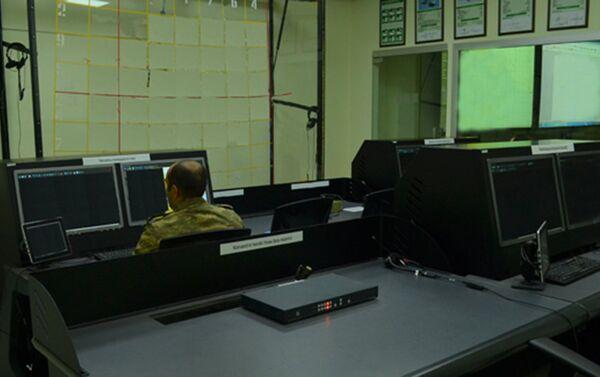 Сдан в эксплуатацию новый Объединенный Командный Пункт Военно-воздушных сил - Sputnik Азербайджан