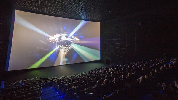 Зрительный зал, архивное фото - Sputnik Азербайджан