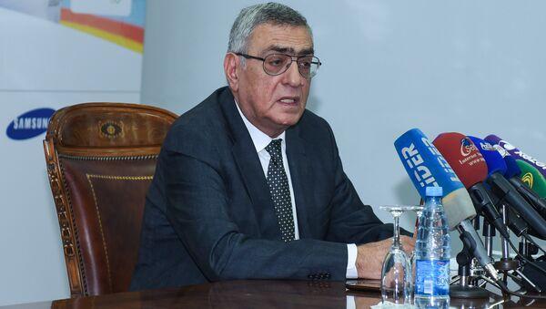 Olimpiya Komitəsinin vitse-prezidenti Çingiz Hüseynzadə - Sputnik Azərbaycan