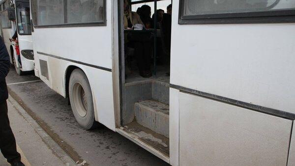 Avtobuslar - Sputnik Azərbaycan