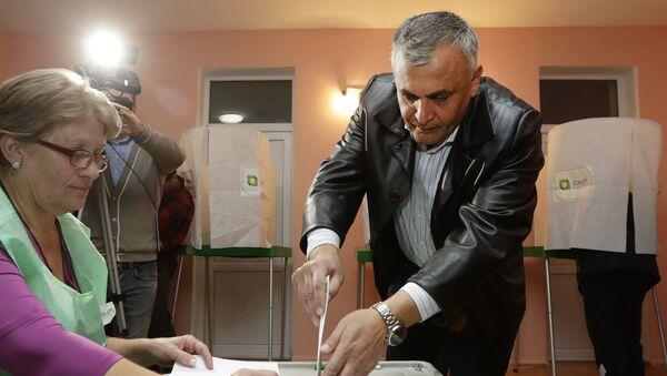 Выборы в Грузии, архивное фото - Sputnik Азербайджан