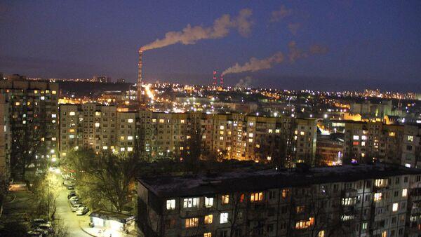 Ночной Кишинев - Sputnik Азербайджан