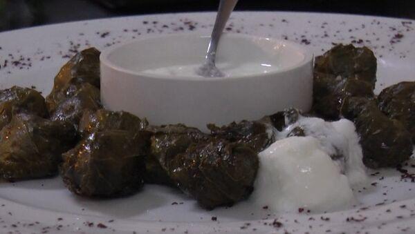 Кулинар: азербайджанские блюда никого не оставляют равнодушными - Sputnik Азербайджан