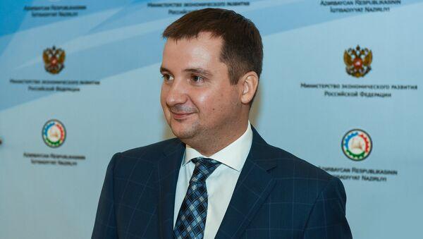 Заместитель Министра экономического развития РФ Александр Цыбульский - Sputnik Азербайджан