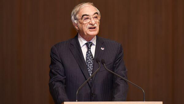 Посол Азербайджана в России Полад Бюльбюльоглу - Sputnik Azərbaycan