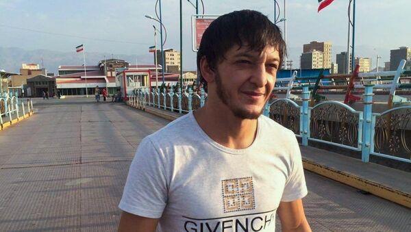 Чемпион мира и Европы, участник Олимпийский игр Самир Мамедов - Sputnik Азербайджан