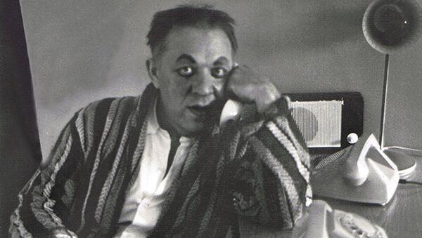 Легендарный клоун Олег Попов в Баку - Sputnik Азербайджан