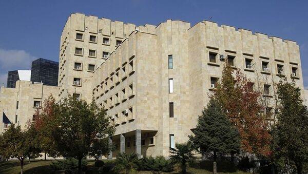 Главная прокуратура Грузии - Sputnik Азербайджан