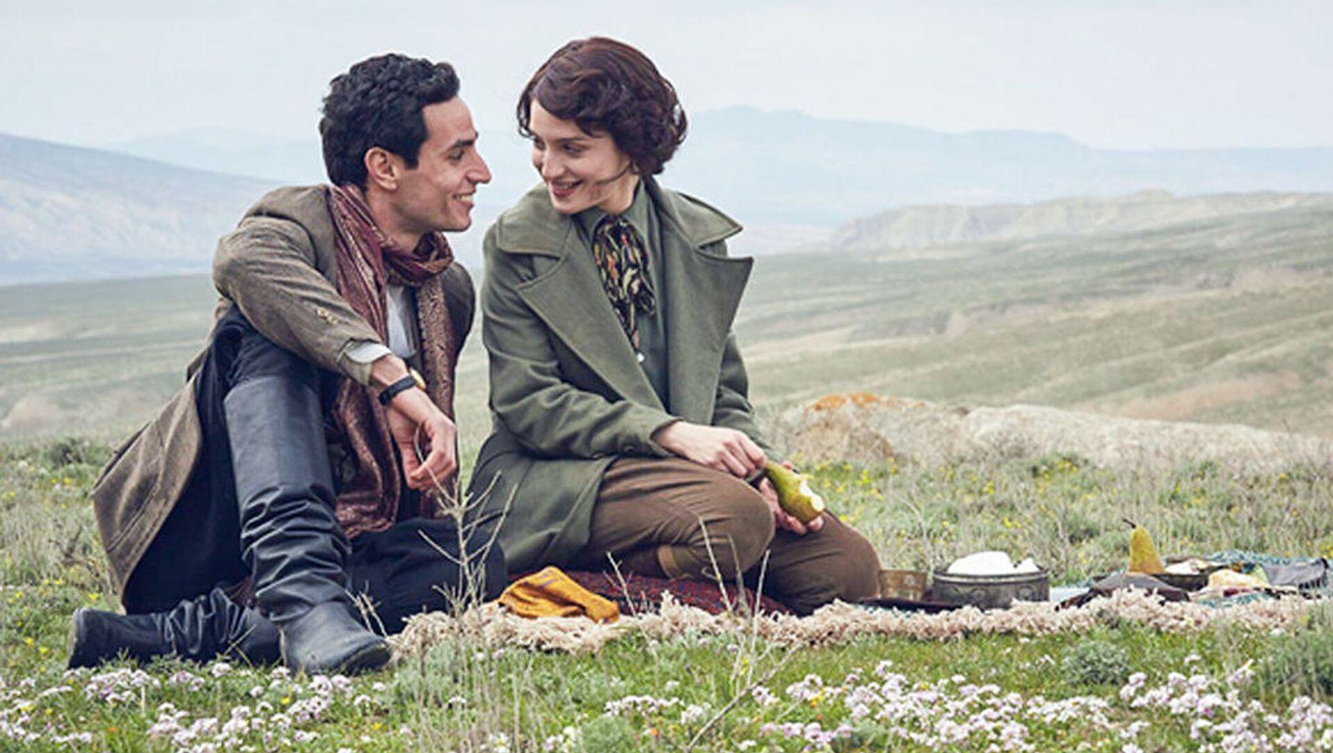 Əli və Nino filmindən fragment - Sputnik Azərbaycan, 1920, 21.09.2021