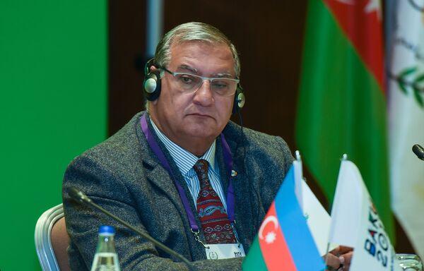 Четвертое заседание Координационного совета по подготовке к IV Исламским играм солидарности - Sputnik Азербайджан
