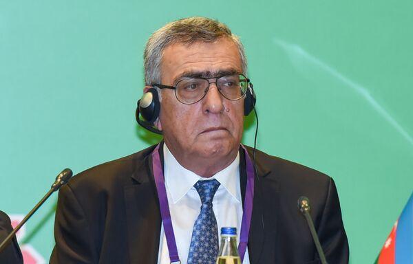 Второй вице-президент Спортивной федерации исламской солидарности (СФИС) Чингиз Гусейнзаде - Sputnik Азербайджан