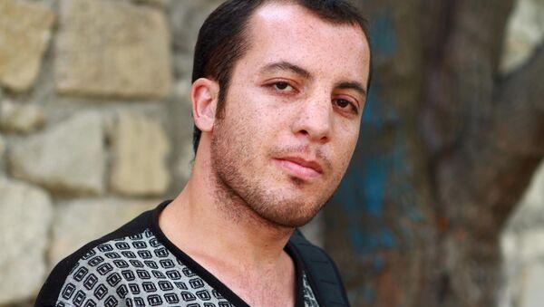 Elçin Aslangil, yazar və aktyor - Sputnik Azərbaycan